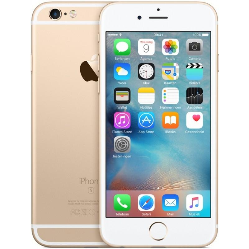 Apple iPhone 6S 64GB Goud Refurbished