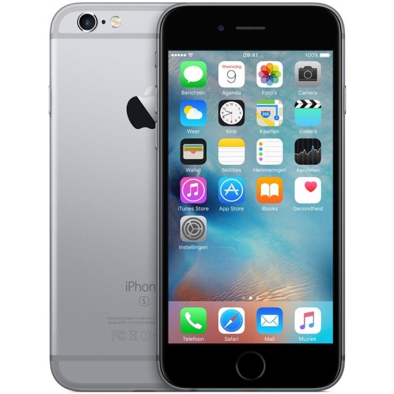 Apple iPhone 6S 64GB Spacegrijs Refurbished