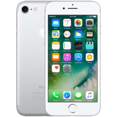 Apple iPhone 7 256GB Zilver Refurbished