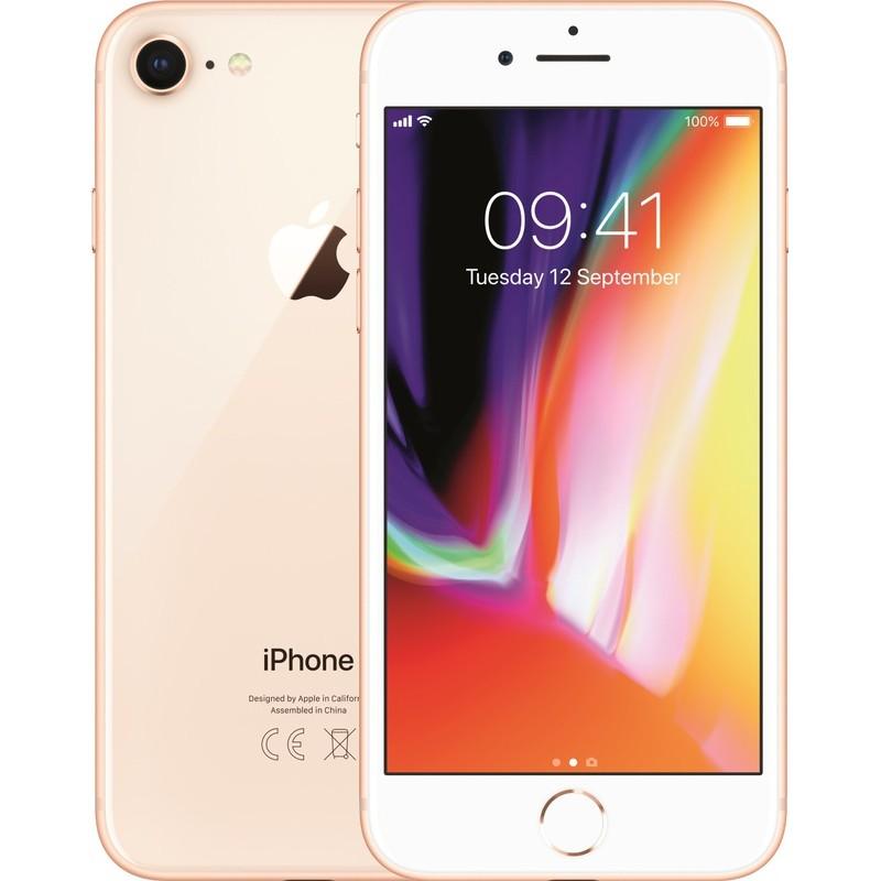 Apple iPhone 8 64GB Goud Refurbished