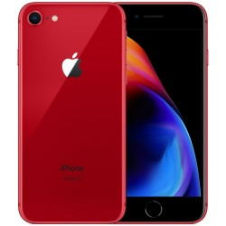 Apple iPhone 8 64GB Rood Refurbished bij Mobieltekoop.nl