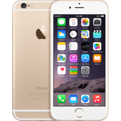 Apple iPhone 6 64GB Goud Refurbished