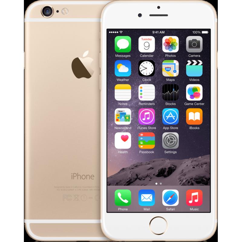 Apple iPhone 6 64GB Goud Refurbished