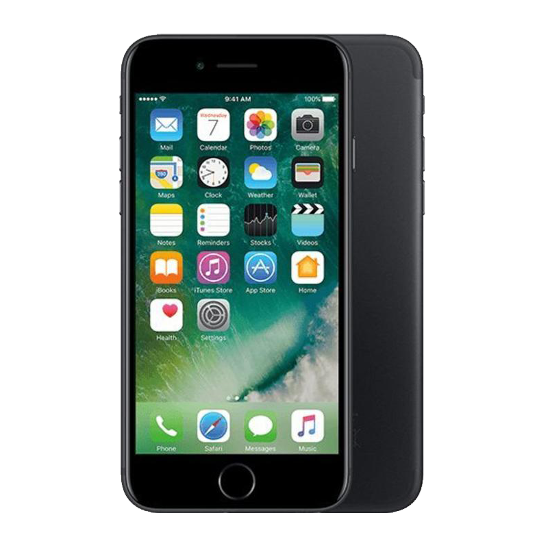 Apple iPhone 7 32GB Matt Black Refurbished