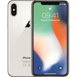 Apple iPhone X 256GB Zilver...