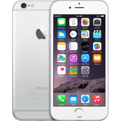 Apple iPhone 6 16GB Zilver Refurbished
